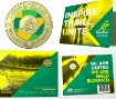 Picture of 2019 $2 Coloured Uncirculated Coin – Wallabies Rugby Australia