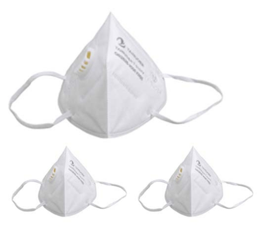 Valved Masks