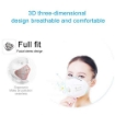 Breathable Valved Masks
