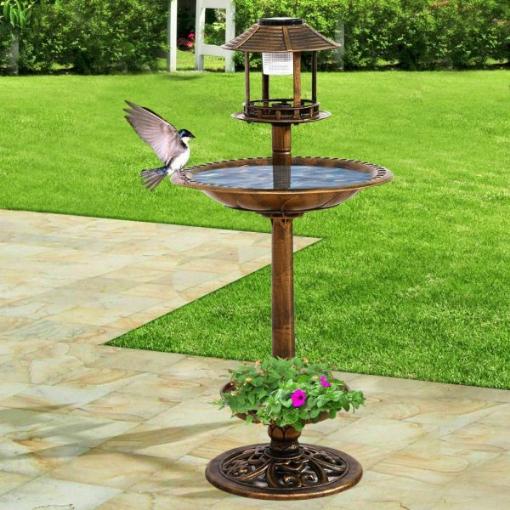 Ornamental Bird Feeder
