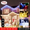 Picture of 800 LED Curtain Fairy String Lights Wedding Outdoor Xmas Party Lights Multicolor | Free Delivery