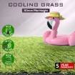 Picture of Artificial Grass Synthetic Turf Fake Lawn Plastic Braches Pin Green Plant 30mm | Free Delivery