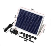 Picture of Solar Fountain Water Pump Kit Pond Pool Submersible Outdoor Garden 15W   Free Delivery