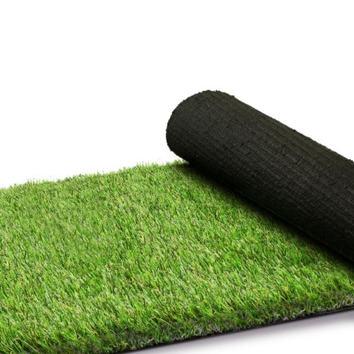 Picture of Fake Grass 40MM Artificial Synthetic Pegs Turf Plastic Plant Mat Lawn  Flooring | Free Delivery