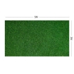 Picture of Fake Grass 10SQM Artificial Lawn Flooring Outdoor Synthetic Turf Plant Lawn 35MM | Free Delivery
