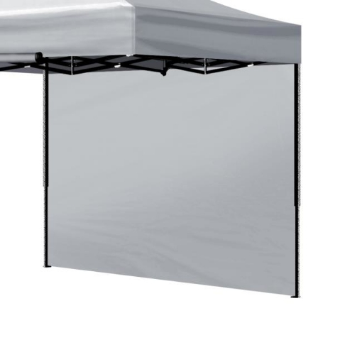 Picture of Mountview Gazebo Walls 3x3 Outdoor Side Wall Waterproof Party Wedding Silver | Free Delivery