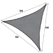 Picture of Outdoor Awning Cloth Sun Shades Sail Shelter Covers Tent Canopy UV Protection | Free Delivery