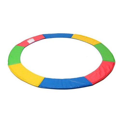 Picture of 14 FT Kids Trampoline Pad Replacement Mat Reinforced Outdoor Round Spring Cover | Free Delivery