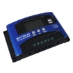Picture of 100A Solar Panel Charge Controller 12V 24V Regulator Auto Dual USB Mppt Battery | Free Delivery