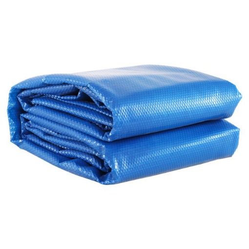 Picture of 8x4.2M Real 500 Micron Solar Swimming Pool Cover Outdoor Blanket Isothermal | Free Delivery