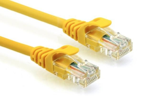 Picture of 3.0M Cat6 Yellow Network Cable | Free Delivery