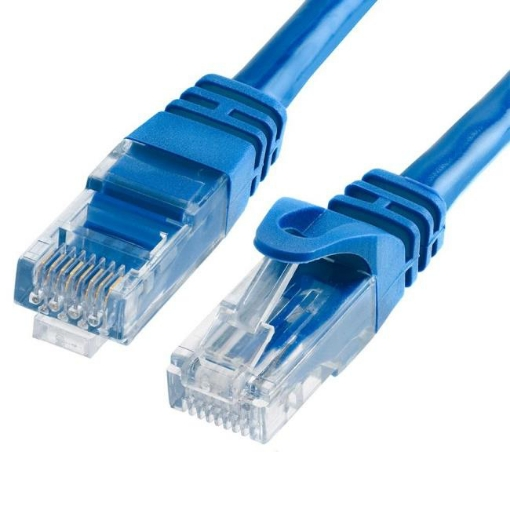 Picture of 10M Cat6 Blue Network Cable | Free Delivery