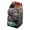 Picture of Cosmetic 7/8//9/10/11 Drawer Makeup Organizer Storage Jewellery Box Acrylic | Free Delivery