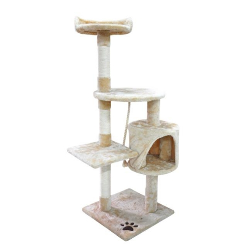 Picture of PaWz 1.1M Cat Scratching Post Tree Gym House Condo Furniture Scratcher Tower | Free Delivery
