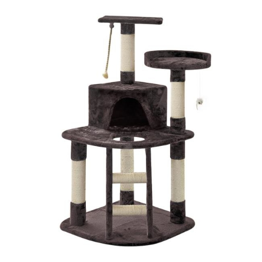Picture of PaWz Pet Cat Tree Scratching Post Scratcher Trees Pole Gym Condo Furniture Gifts | Free Delivery