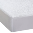 Picture of DreamZ Terry Cotton Fully Fitted Waterproof Mattress Protector in Queen Size | Free Delivery