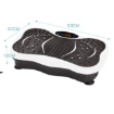 Picture of Centra Vibration Machine Machines Platform Plate Vibrator Exercise Fit Gym Home | Free Delivery