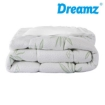 Picture of Dreamz Bamboo Pillowtop Mattress Topper Protector Waterproof Cool Cover Double | Free Delivery