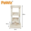 Picture of PaWz 0.82M Cat Scratching Post Tree Gym House Condo Furniture Scratcher Tower | Free Delivery