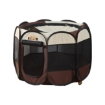 Picture of PaWz Dog Playpen Pet Play Pens Foldable Panel Tent Cage Portable Puppy Crate 30"