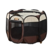 Picture of PaWz Dog Playpen Pet Play Pens Foldable Panel Tent Cage Portable Puppy Crate 36"