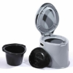 Picture of Outdoor Portable Toilet 6L Camping Potty Caravan Travel Camp Boating | Free Delivery