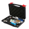 Picture of Soldering Iron Kit Electric Solder Kits Tool Wood Burning Welding Station Tips | Free Delivery