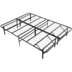 Picture of Levede Foldable Metal Bed Frame Mattress Base Platform Air BnB King Size | Free Delivery
