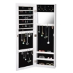 Picture of Levede Mirror Jewellery Cabinet Makeup Storage Jewelry Organiser Box Tall | Free Delivery