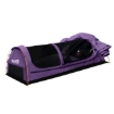 Picture of Mountview King Single Swag Camping Swags Canvas Dome Tent Hiking Mattress Purple | Free Delivery