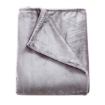 Picture of DreamZ 320GSM 220x160cm Ultra Soft Mink Blanket Warm Throw in Silver Colour | Free Delivery