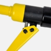 Picture of Heavy Duty Hydraulic Swaging Tool Kit for Stainless Wire Crimping and Steel Dies   Free Delivery