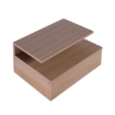 Picture of Levede Bedside Tables LED Side Table Storage Drawer Nightstand Wood Oak X2 | Free Delivery