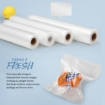 Picture of Vacuum Sealer Food Storage Saver Commercial Seal Rolls Bags 28cm Heat Roll Grade | Free Delivery