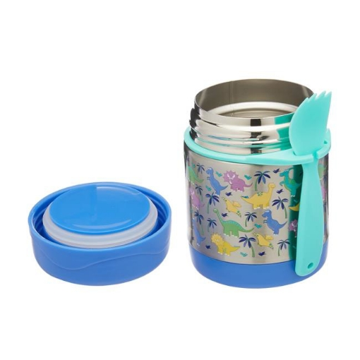 Picture of Braised beaker Kid Stainless Vacuum Insulated Food Jar Container Funtainer 300ml | Free Delivery