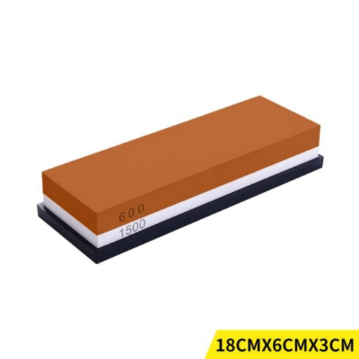 Picture of Double Side Water Stone Whetstone Knife Sharpener Sharpening Flattening 600/1500   Free Delivery