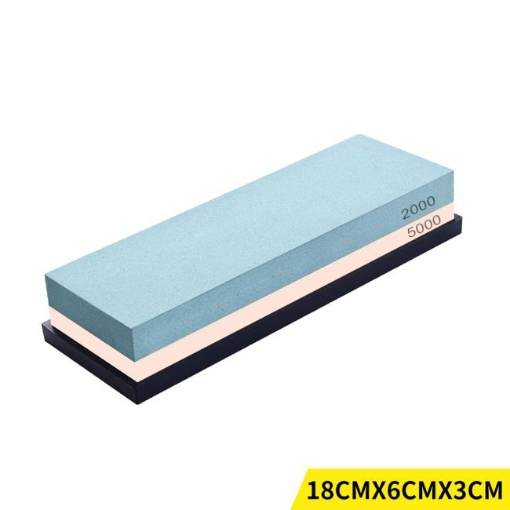 Picture of Double Side Water Stone Whetstone Knife Sharpener Sharpening Sharpe 2000/5000 | Free Delivery