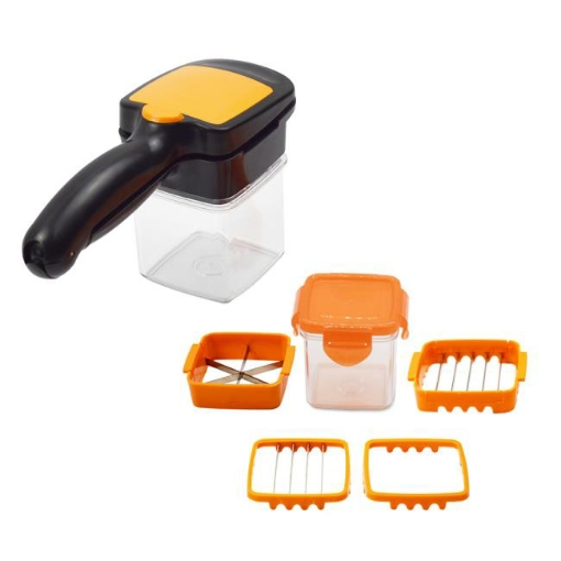 Picture of Nicer Dicer 5 In 1 Quick Vegetable Cutter Fruits Quick Cutter Chopper Slicer   Free Delivery