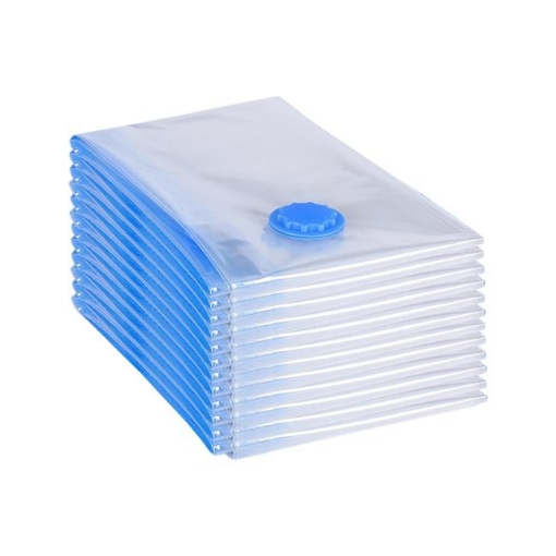 Picture of Vacuum Storage Bags Save Space Seal Compressing Clothes Quilt Organizer Saver | Free Delivery