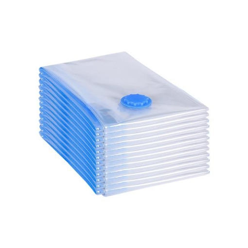 Picture of Vacuum Storage Bags Save Space Seal Compressing Clothes Quilt Organizer Saver   Free Delivery