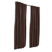 Picture of 2X Blockout Curtains Curtain Blackout Bedroom 180cm x 230cm Stone | Free Delivery
