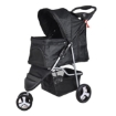 Picture of PaWz Pet Stroller 3 Wheels Dog Cat Cage Puppy Pushchair Travel Walk Carrier Pram | Free Delivery