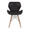 Picture of Levede 4x Retro Replica PU Leather Dining Chair Office Cafe Lounge Chairs   Free Delivery