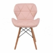 Picture of Levede 4x Retro Replica PU Leather Dining Chair Office Cafe Lounge Chairs | Free Delivery