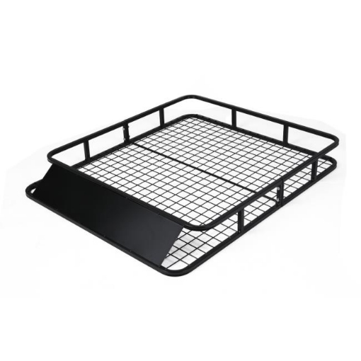Picture of Universal Roof Rack Basket Heavy duty  Steel Luggage Carrier Cage Vehicle Cargo | Free Delivery