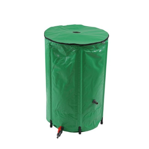 Picture of Water Tank Collapsible Rain Storage Tanks Caravan Camping Hydroponic Aqua  250L | Free Delivery