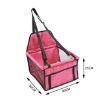 Picture of PaWz Pet Car Booster Seat Puppy Cat Dog Auto Carrier Travel Protector Red   Free Delivery