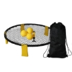 Picture of Spikeball Kit Spike Ball Set Outdoor Game Garden Beach Net Mini Volleyball Sport | Free Delivery