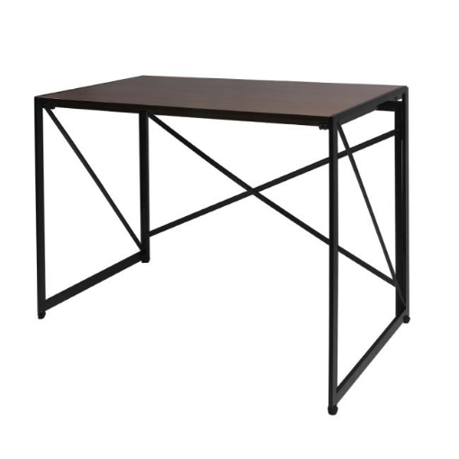 Picture of Office Desk Computer Work Study Gaming Foldable Home Student Table Metal Stable | Free Delivery
