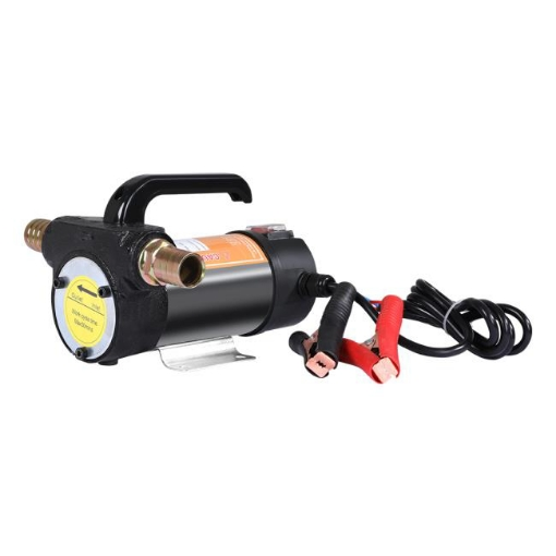 Picture of Diesel Transfer Pump Electric Car Oil Fuel Extractor Bowser Petrol 42L/min DC12V | Free Delivery